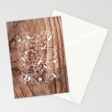 Fever Dreams Stationery Cards