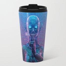 Artificial Secrets Travel Mug