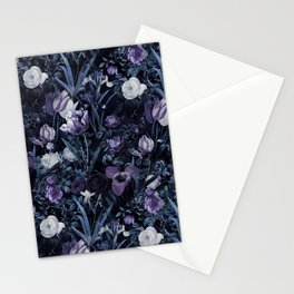 EXOTIC GARDEN - NIGHT XII Stationery Cards