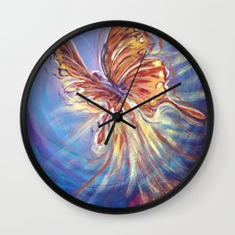 Metamorphasis Wall Clock