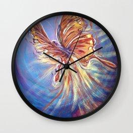 Metamorphasis Wall Clock