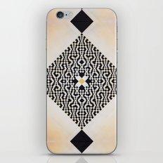 Heart of GO(L)D iPhone & iPod Skin