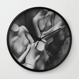 Fashion! Wall Clock