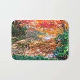 Fall Dreamland Bath Mat