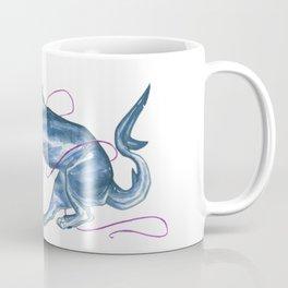 Blue Shark Cat :: Series 1 Coffee Mug