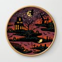 Halloween Night - Bonfire Glow by byrewilde