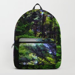 Vine Wrapped Forest Backpack