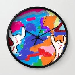 The dummies Wall Clock