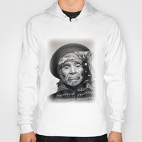 mexico Hoodies featuring MEXICO by MiroArt