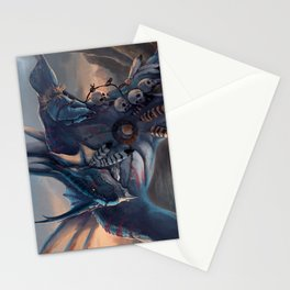 Curse Catcher Stationery Cards