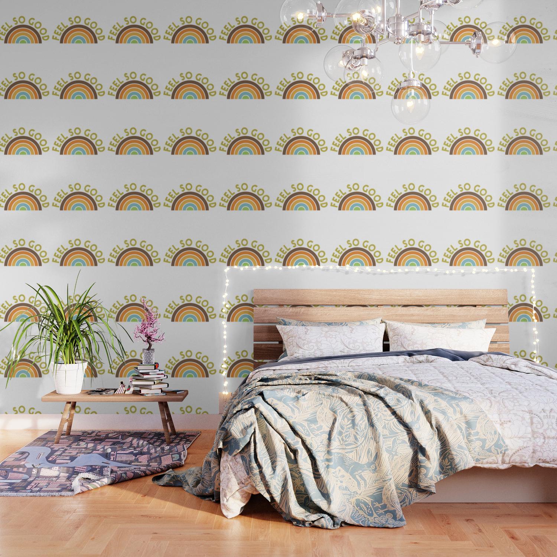 Feel So Good Wallpaper By Queenielamb Society6
