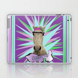Unibrow Laptop & iPad Skin