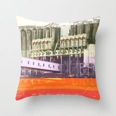 Halifax | Project L0̷SS   Throw Pillow