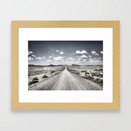 Route 67 Framed Art Print