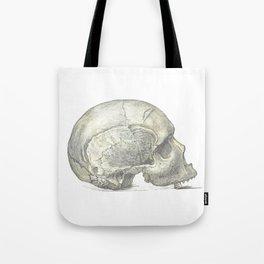 Skull 4 Tote Bag