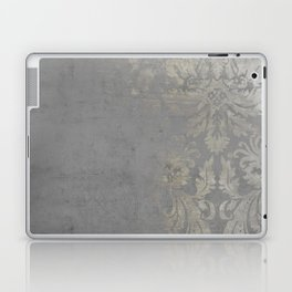 Grunge Damask Laptop & iPad Skin