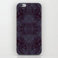 tatoo iPhone & iPod Skins featuring Tatoo weft by NumericEric