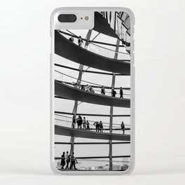Bundestag Berlin Clear iPhone Case