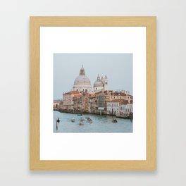 Venice Framed Art Print