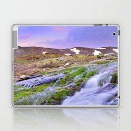 mountain river at 3000 meters high  Laptop & iPad Skin