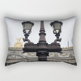 Musique Rectangular Pillow
