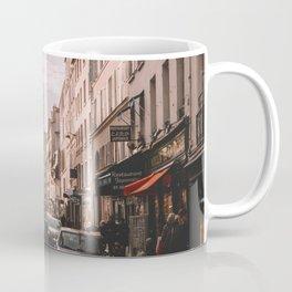 Vintage Paris, France (Color) Coffee Mug