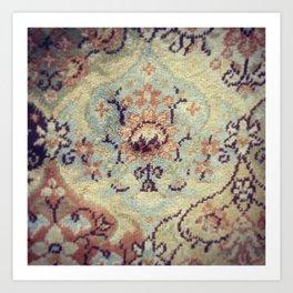 Pretty Persian 2 Art Print