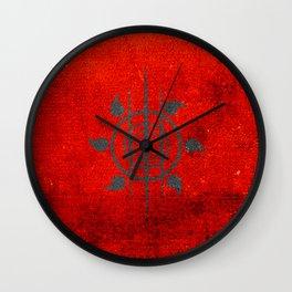 defective seals Wall Clock