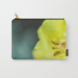 Close-up of a great mullein flower Carry-All Pouch