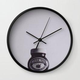 Marmite Wall Clock