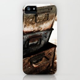 Boxes iPhone Case