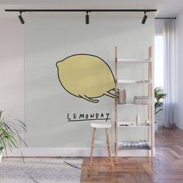 Lemonday Wall Mural