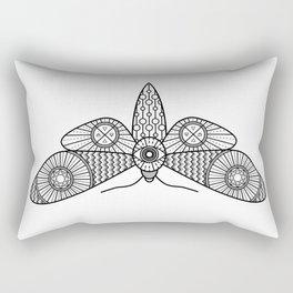 Silent Screams Rectangular Pillow