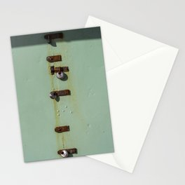 You can never have too many locks Stationery Cards