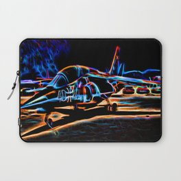 Neon Jet Laptop Sleeve