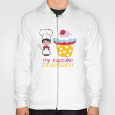 Cupcake obsession Hoody