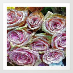 :: Rose is a Rose :: Art Print