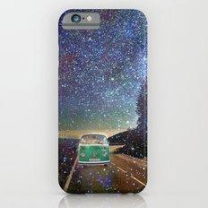 Stars Wander wolkswagen. Dreams. Green Slim Case iPhone 6