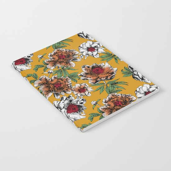 Beautiful Garden III Notebook