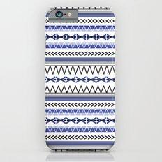 Tribal Blue Slim Case iPhone 6s