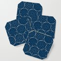 Sanddollar Pattern in Blue by figandfossil