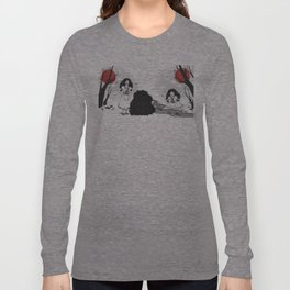 Four Arms - Berries Long Sleeve T-shirt