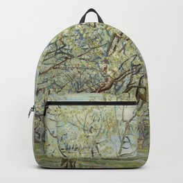 The White Orchard Backpack