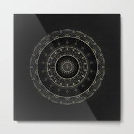 Inner Space 2 Metal Print