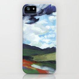 Iowa Summer Storm iPhone Case