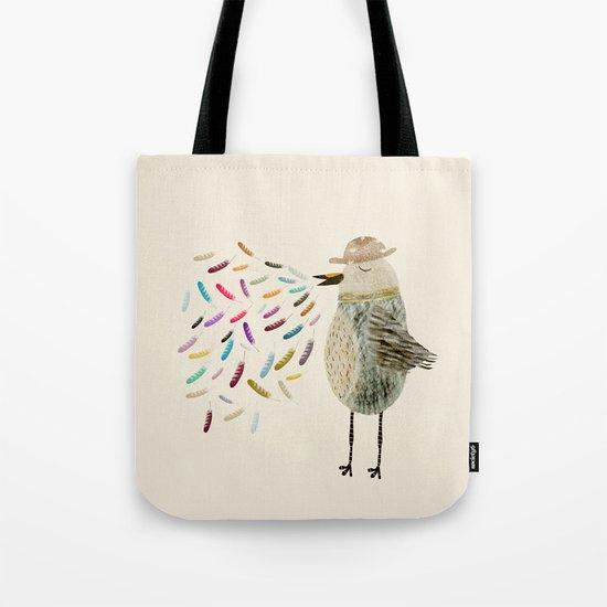 mr tweet Tote Bag