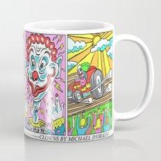 Clowns, Clowns, and more Clowns Mug