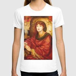 Dante Gabriel Rossetti - Sibylla Palmifera T-shirt