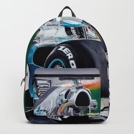 "Lewis Hamilton ""Focus On Lewis"" Backpack"