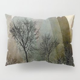 TREES IV Pillow Sham